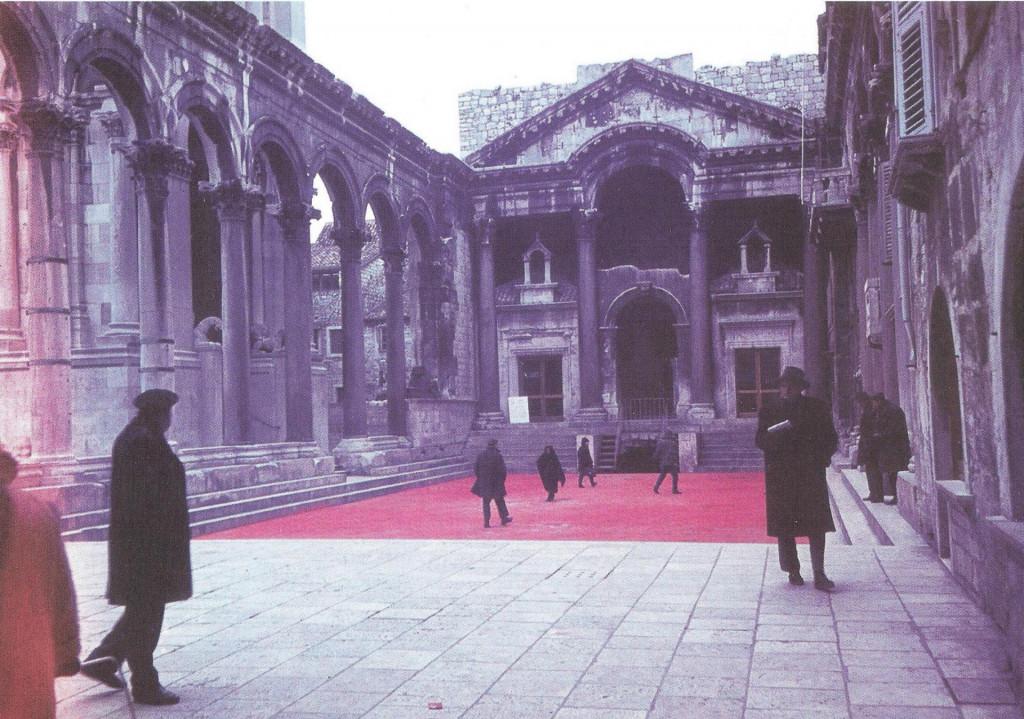 Crveni Peristil 1968.