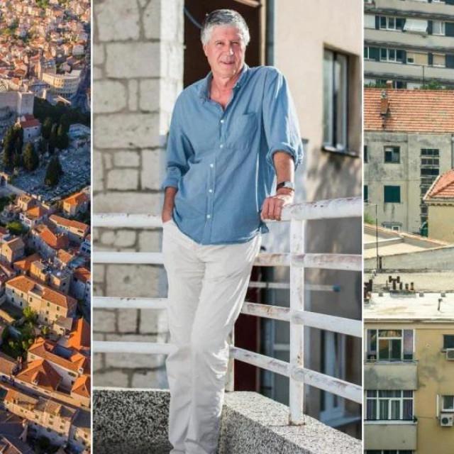 Istaknuti i nagrađivani šibenski arhitektTomislav Krajina