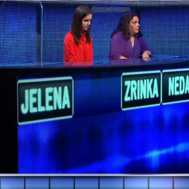 U jubilarnoj 1100. epizodi natjecale su se četiri žene.