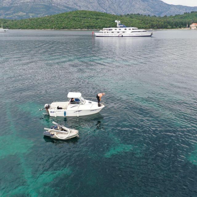 Istraživanje Korčula