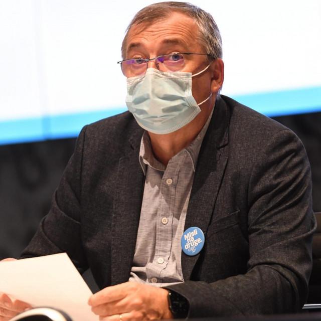 Krunoslav Capak, autoritet cijepljenja u Hrvata