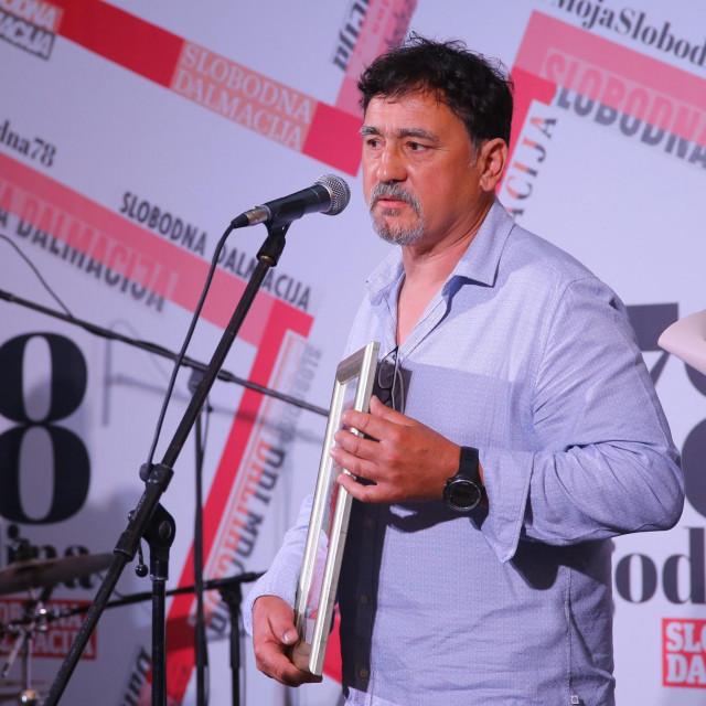 Božidar Vukičević primio je danas zasluženu nagradu