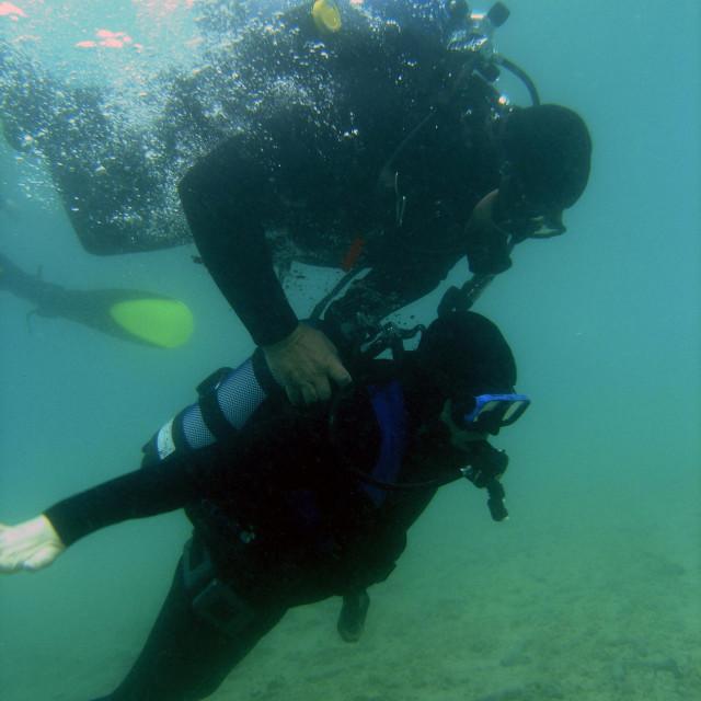 Postoje ronilačke škole za osobe s invaliditetom