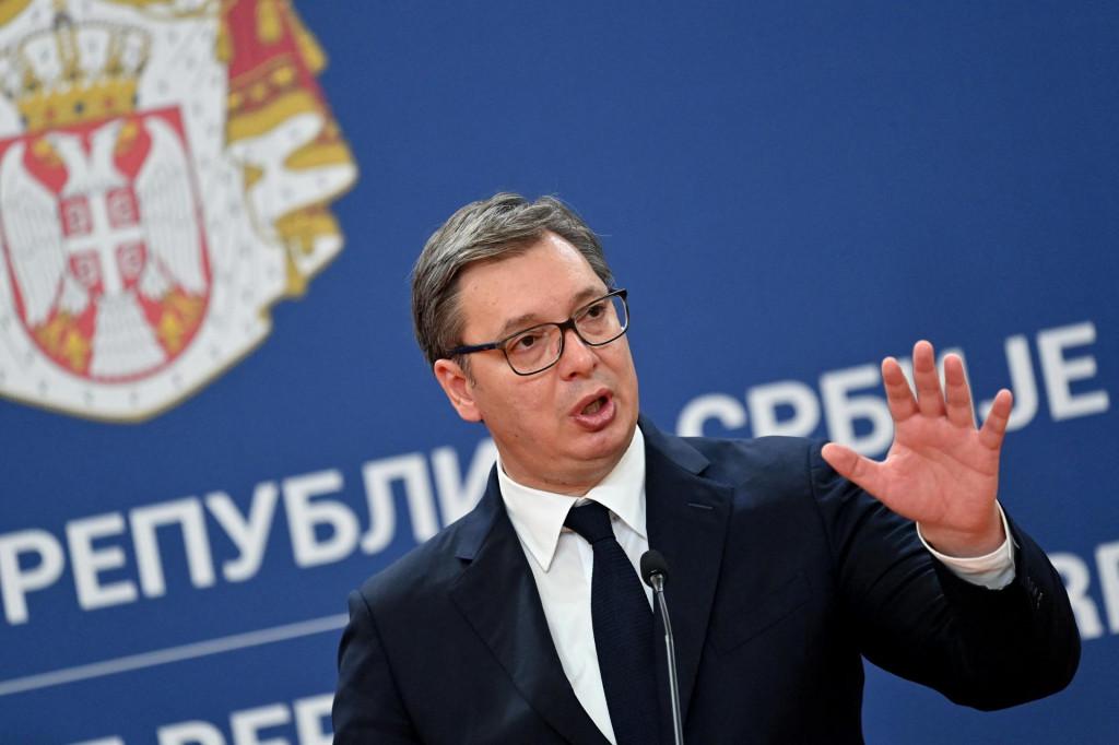 (Photo by Andrej ISAKOVIC/AFP)