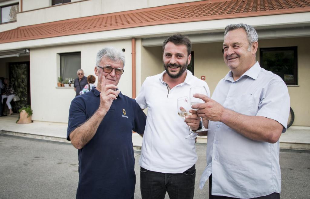 Tomislav Duvnjak, Ivica Vlatković i Burić