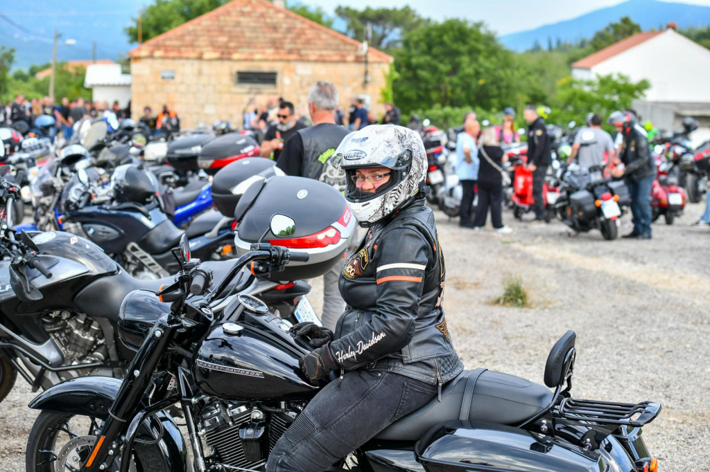 Ni žene više nisu rijetkost za volanom motocikla