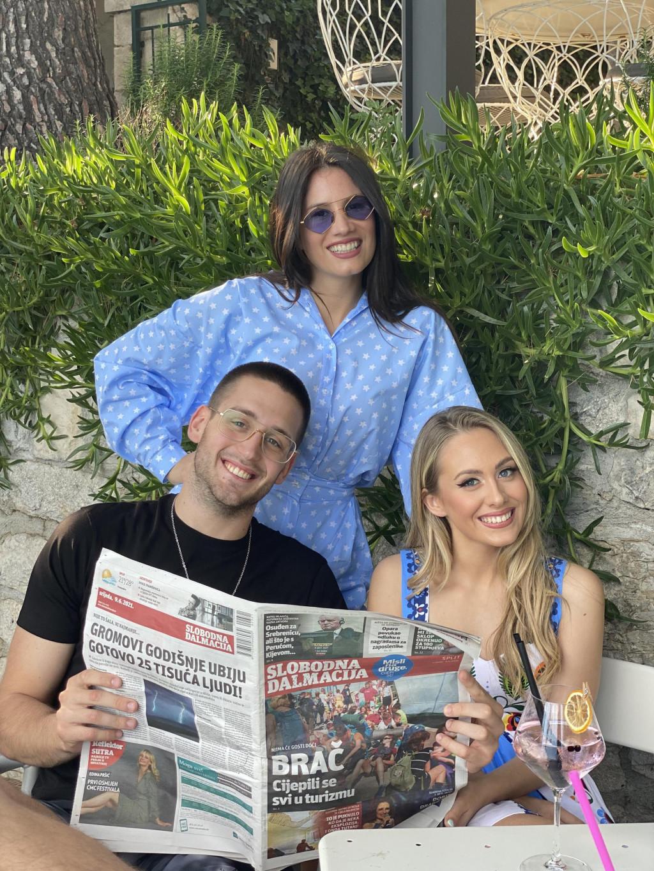 S Lucianom i Albinom družila se i naša Silvija
