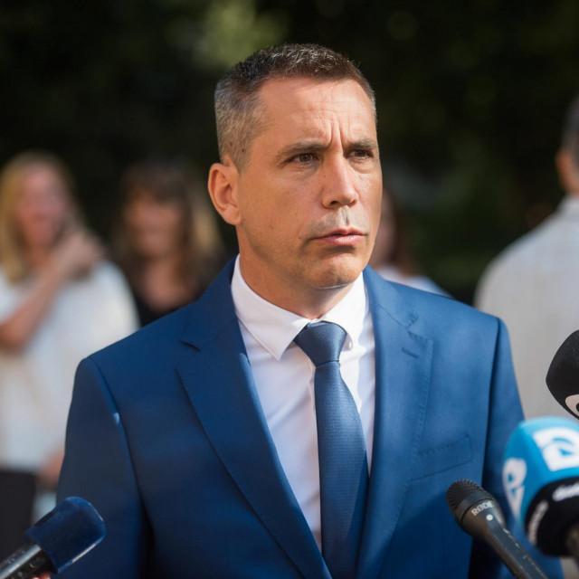 Ivan Šimunić, pročelnik Upravnogodjel za obrazovanje, kulturu i šport Zadarske županije