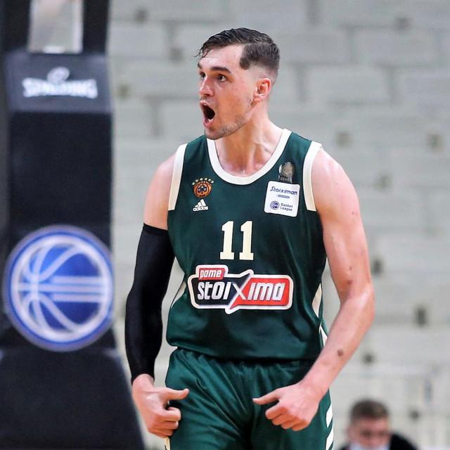 Mario Hezonja i ekipa su s 3:1 slavili u finalu protiv Lavrio, te osvojili naslov prvaka Grčke