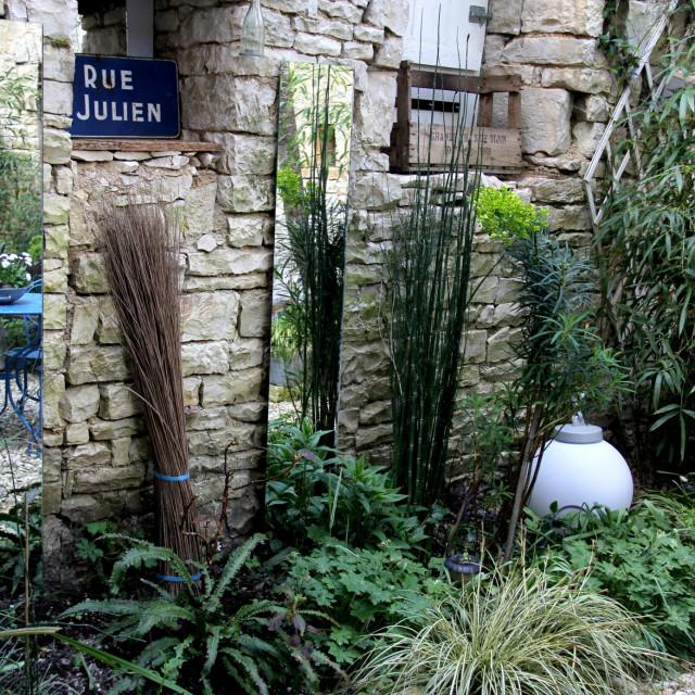Bambus raste i u malom vrtu u Francuskoj