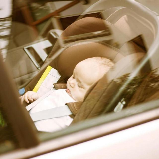 Djeca u automobilu