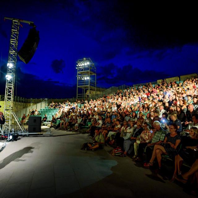 Šerbedžija na zadnjem nastupu u Šibeniku prije pet godina