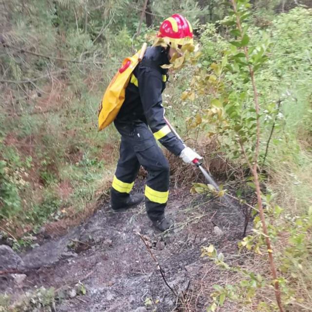 Intervencije vatrogasaca