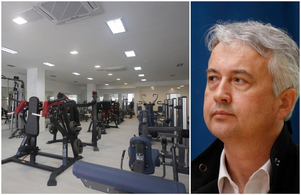 Tomislav Borozan, ravnatelj JUŠO Split je objasnio zašto su se nabavljale sprave