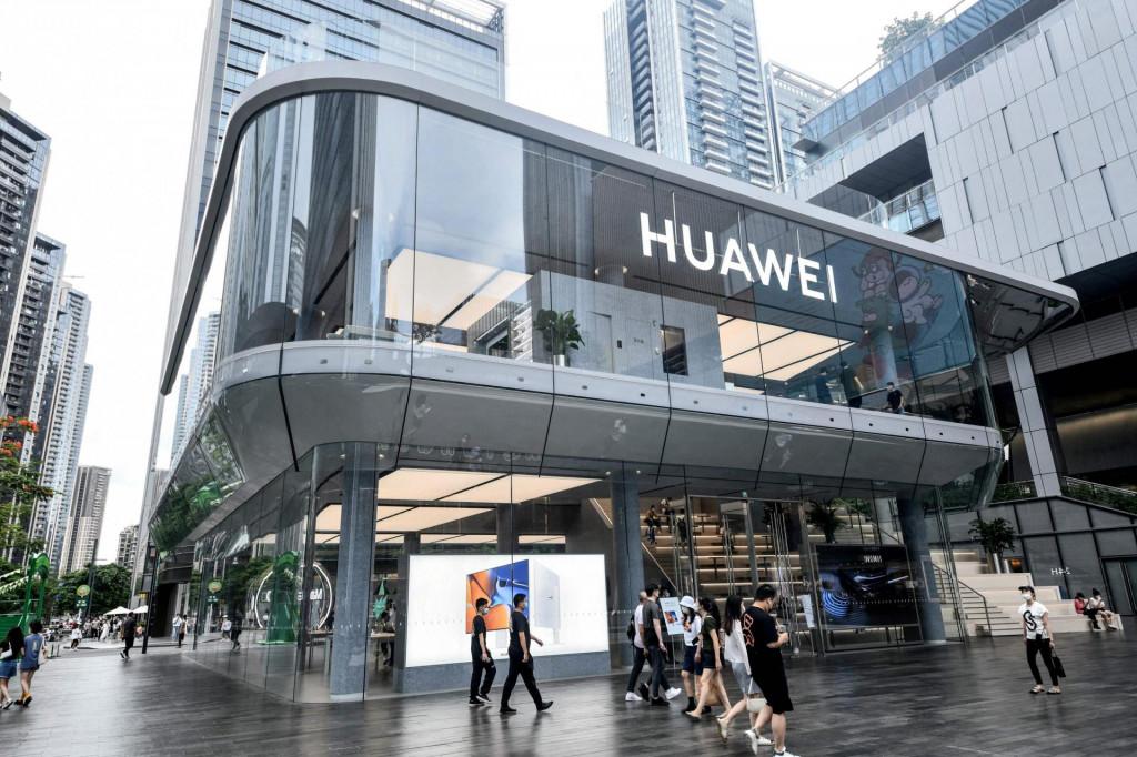 Kineski tehnološki gigant odlučio se za Sloveniju