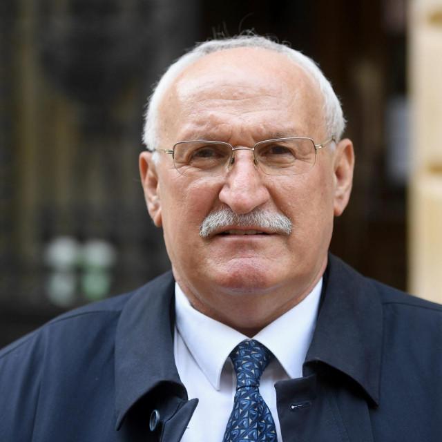 Odvjetnik Vinko Ljubičić<br />