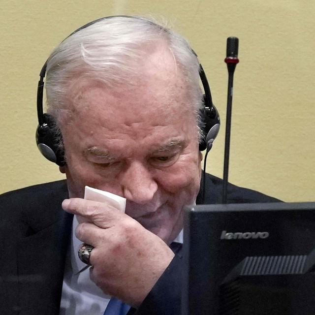 Srpski general Ratko Mladić nikada ne bi završio u Haagu bez političkog pritiska SAD-a na tadašnjega srpskog predsjednika Borisa Tadića<br />