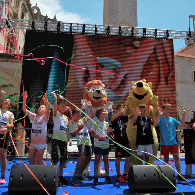 Svečano otvaranje 25. Plazma sportskih igara mladih u Dubrovniku