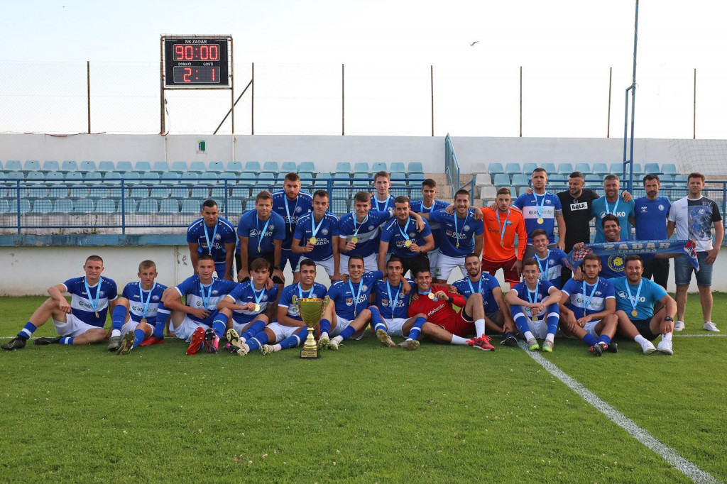 HNK Zadar prvaci