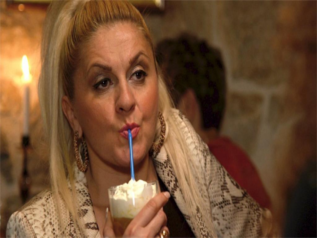Splitska glumica Nives Ivanković u ulozi Seke Odak.