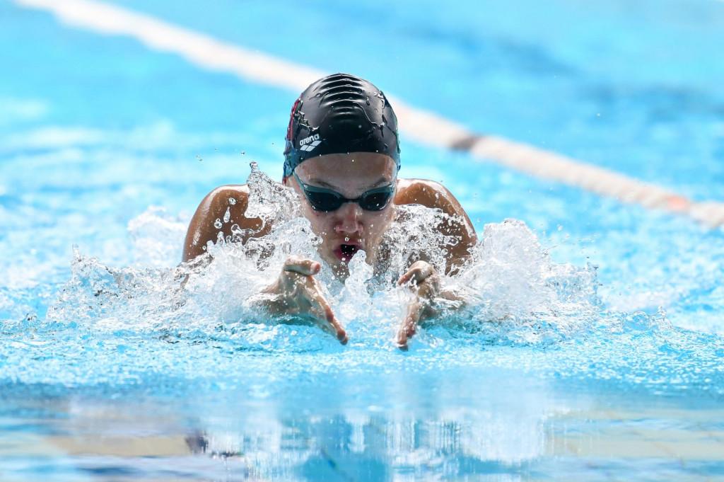 Prvi dan Međunarodnog plivačkog mitinga 'Zlatni Orlando' u Gružu