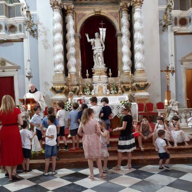 I ove godine u Maloj braći će se obaviti blagoslov djece uz blagdan sv. Antuna