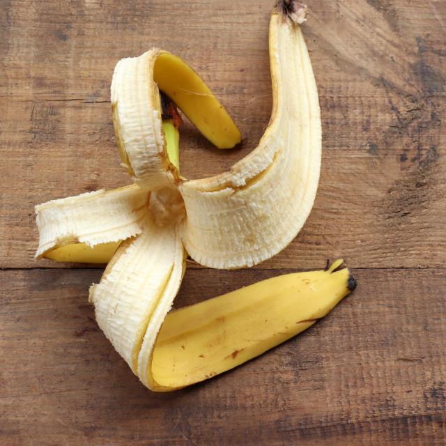 Kora od banane može poslužiti za razne stvari