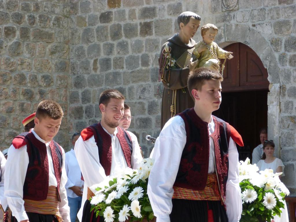 U Pridvorju je tradicionalno svečano proslavljen blagdan sv. Antuna