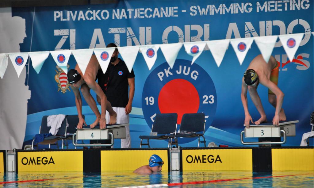 Međunarodni plivački miting 'Zlatni Orlando' u Gružu 12. i 13. lipnja 2021.