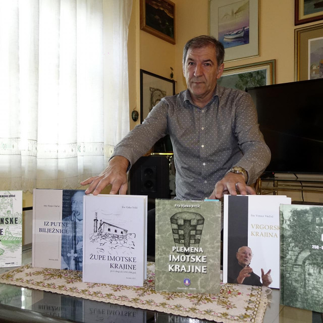 Vedran Vrčić, fra Vjekin nećak, čuvar njegovih rukopisa