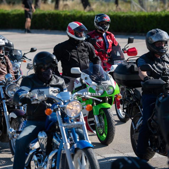 Počelo je kao ugodno vikend-druženje - skupina zadarskih motociklista kreće na put prema Grobniku