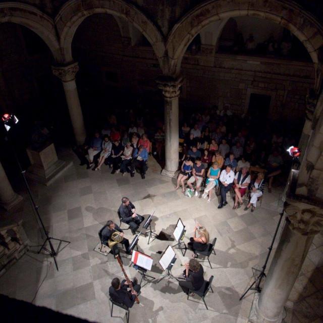 Najavljen je koncert Puhačkog kvinteta DSO-a i pijanistice Stefani Grbić