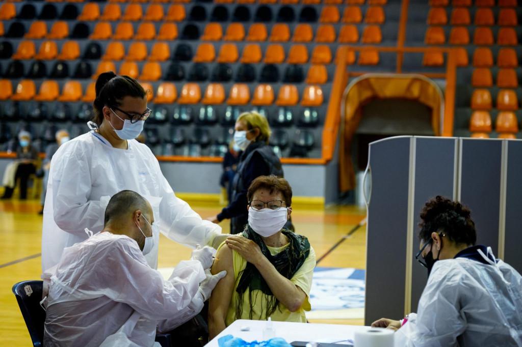 Od 14. do 20. lipnja na raspolaganju je ukupno 6400 doza cjepiva za Šibenčane