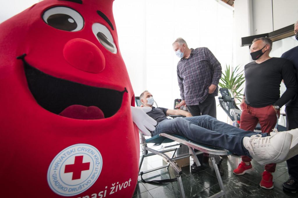 Darivanje krvi spašava živote