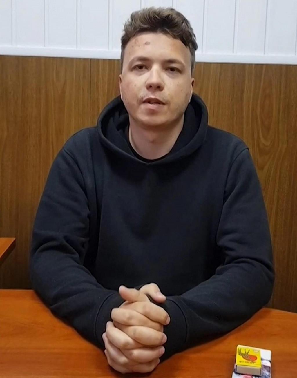 Roman Protaševič demantira da ga je itko tukao...