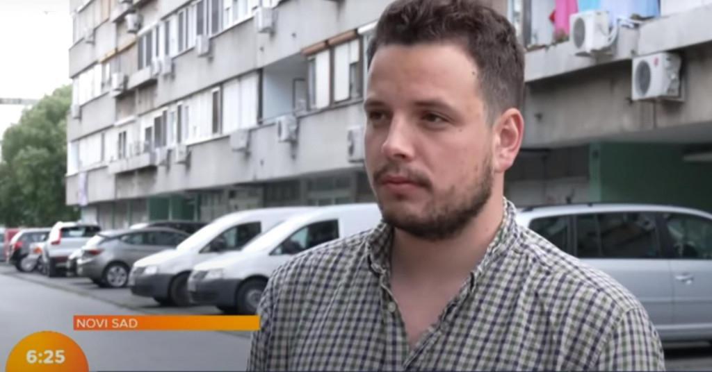 Filip Grujić: Želim otići tamo. Tamo su neki ljudi s kojima dijelim isti ili sličan jezik<br />