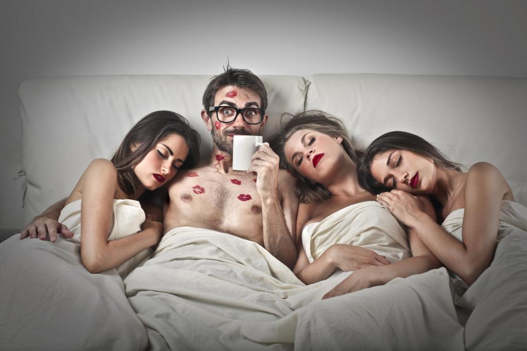 """Seks možemo zajedno, a mogu i sa svakom pojedinačno, obje varijante dolaze u obzir, slobodni smo ljudi"""", kaže jedan Rus"""