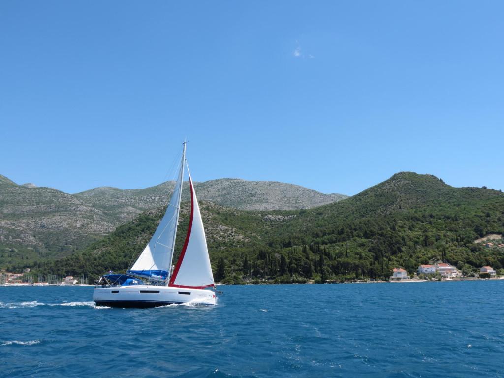 Drugi dio videospota Turističke zajednice Dubrovačkog primorja posvećen je nautičkom turizmu