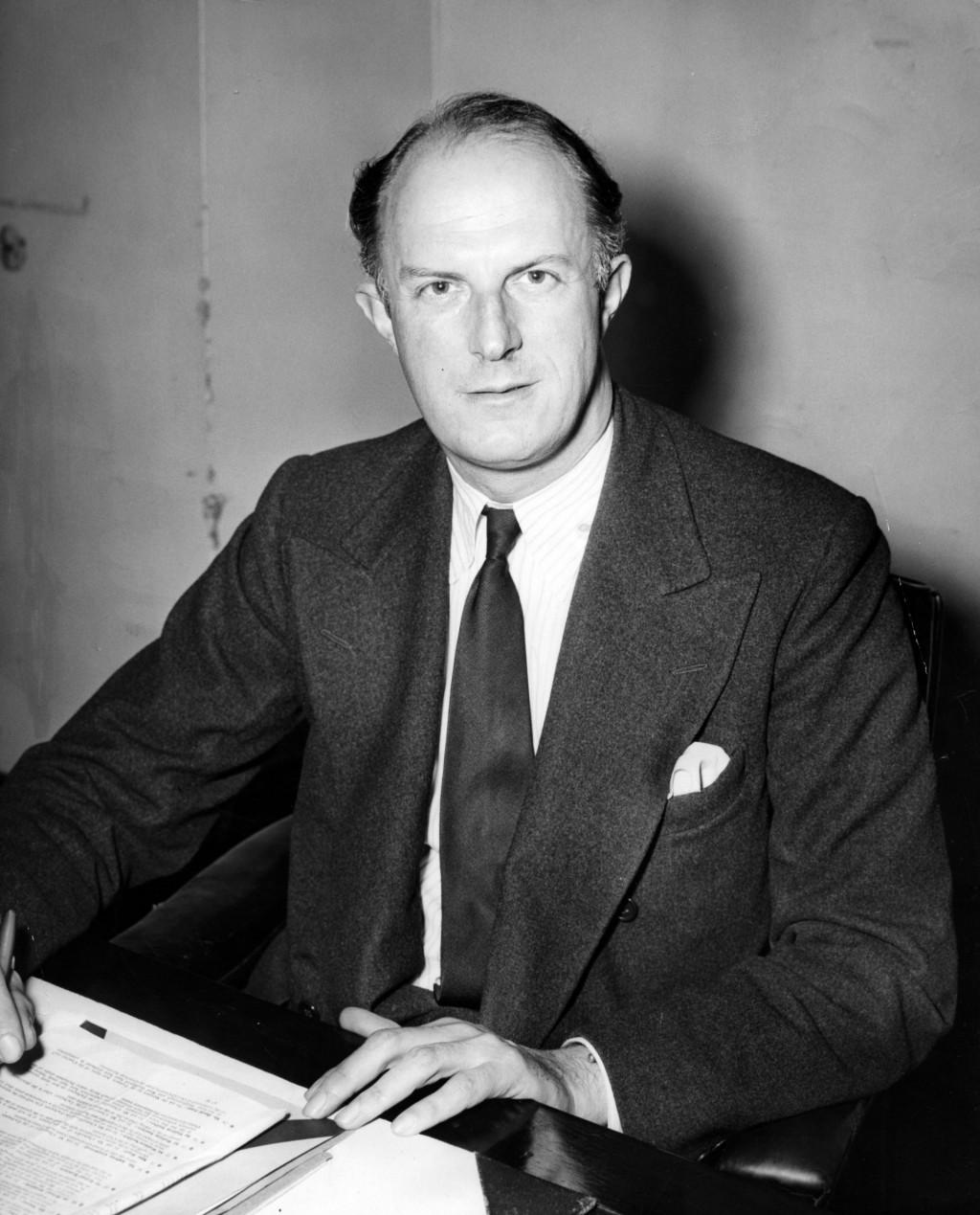 Fitzroy Maclean snimljen 1954. godine