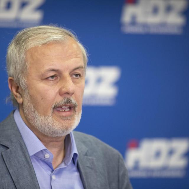 Ante Sanader:Dvije trećine izabranih vijećnika Županijske skupštine dolaze iz svjetonazorski bliskih opcija te bi svaki drugačiji izbor značio nepoštivanje volje birača