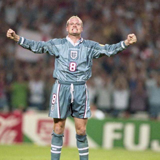 Gazza na Euru 1996.