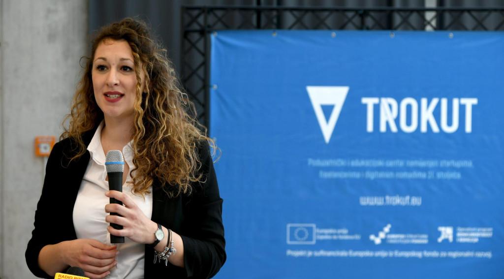 Diana Mudrini, direktorica Trokuta: Drago nam je da Šibenik postaje popularnije poduzetničko mjesto