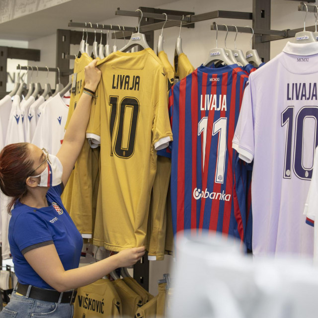 Hajdukov fan shop