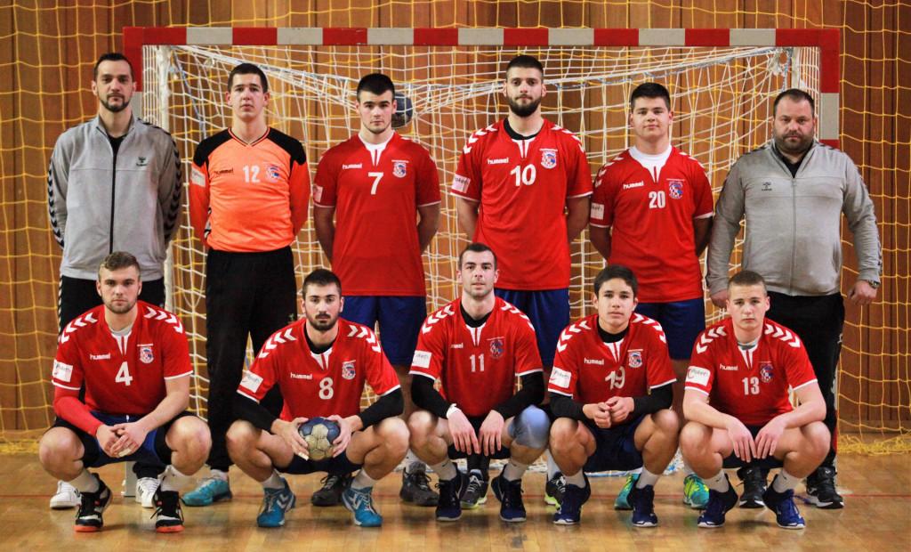 RKHM Dubrovnik - sastav koji je igrao protiv Dubrave utakmicu 18. kola PAKET 24 Premijer lige u sezoni 2020./21.