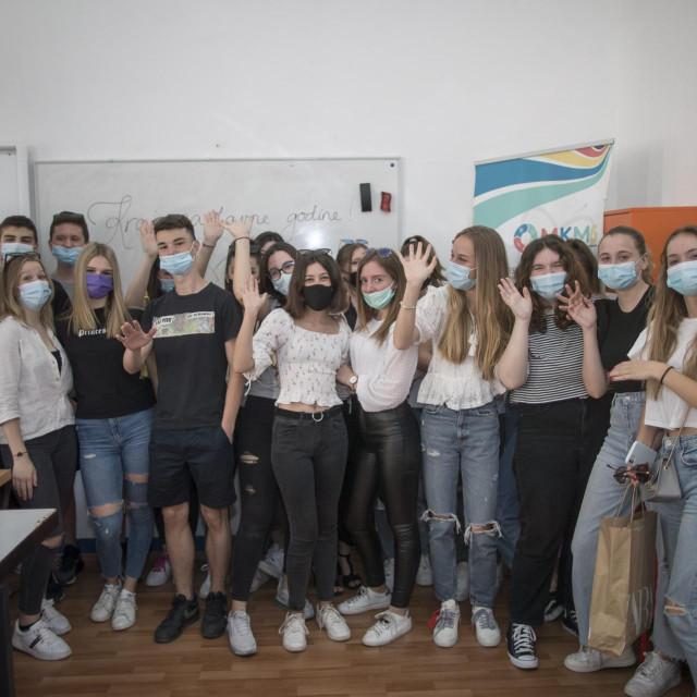 Učenici IV. gimnazije 'Marko Marulić' mogu biti ponosni na svoja postignuća