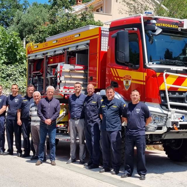 Župski vatrogasci spremniji dočekuju novu protupožarnu sezonu