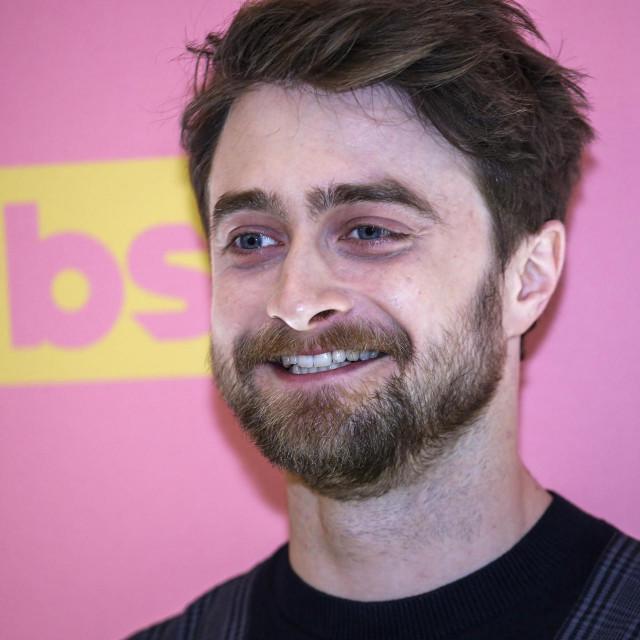 Engleski glumac Daniel Radcliffe