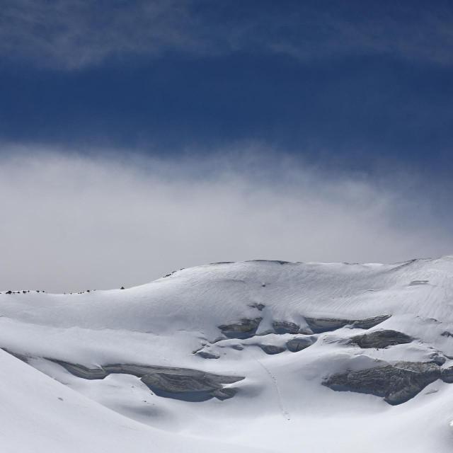 Vječni led je pronađen na 50 metara dubine