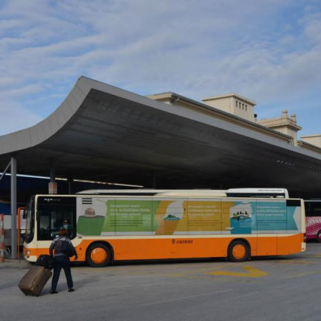Autobusni kolodvor Dubrovnik