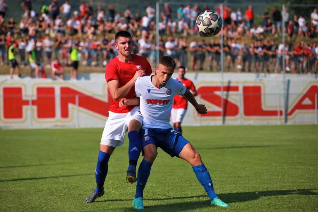 Slaven (Gruda) - Hajduk (Split) 1:9